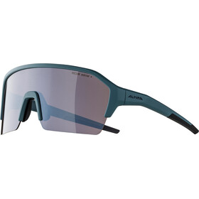 Alpina Ram HR HM+ Glasses, Azul petróleo